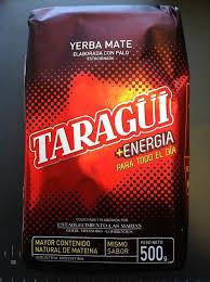 Мате taragui+energia 500гр
