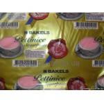 Мастика сахарная розовая  (Петтинис,Швеция)(код 01639)