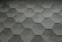 Битумная черпица Katepal Jazzy Серый, Grey