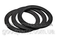 Уплотнительные кольца (3шт) для мельнички AT320A кухонного комбайна Kenwood KW676756