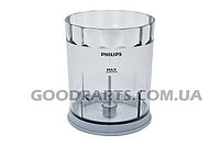 Чаша измельчителя 1000ml для блендера Philips 420303607811