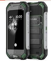 Неубиваемый смартфон BlackView BV6000 Green - IP68, 3Гб RAM,Helio P10 Helio P10, 4200мАч