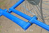 """Грабли тракторные """" Солнышко"""" на 4 колеса(прутки 5 мм), фото 8"""