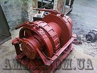 Шахтная лебедка типа ЛВД-24