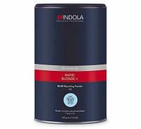 Беспылевой осветляющий порошок голубой Indola Profession Rapid Blond+ Blue Dust-Free Powder  450gr