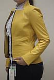 Куртка кожаная женская, фото 2