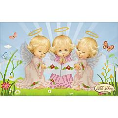 """Рисунок-схема на ткани """"Почти идеальный (девочка)"""" TM-025-1 Тэла Артис"""