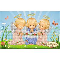 """Рисунок-схема на ткани """"Почти идеальный (мальчик)"""" TM-025-2 Тэла Артис"""