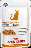 "Сухой корм для кошек Royal Canin ""SeniorConsultStage1WET"""