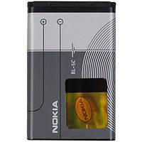 Аккумулятор для мобильного телефона Nokia BL-5C (1020 mAh), в Одессе