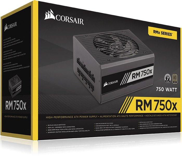 Блок питания Corsair RM750x (CP-9020092)