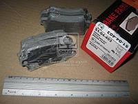 Колодки тормозные HONDA CIVIC (ASHIKA). 51-04-403