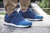 Мужские кроссовки Reebok x Mita Ventilator Blue Velvet , фото 1