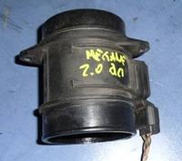Расходомер воздуха ( воздухомер )RenaultLaguna III 2.0dCi2007 - Siemens 5Wk97005 , 8200280065 /--C , H8200