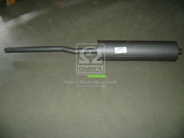 Глушитель ГАЗ 3302 закатной совмещенный (Ижора). 36-1201008-91