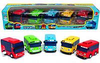 Набор автобусов с мультфильма Тайо DK-01