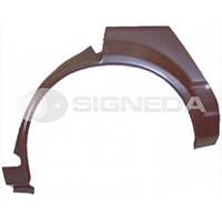Задняя левая арка Ford Escort 80-85 PFD77001EL
