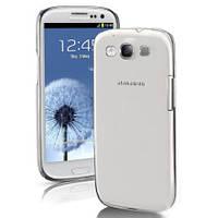 Чехол силиконовый Ультратонкий Epik для Samsung Galaxy S3 i9300 Прозрачный