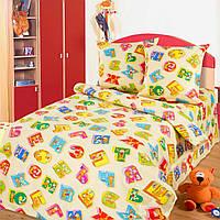 Подростковый постельный комплект «Абетка», KidsDreams