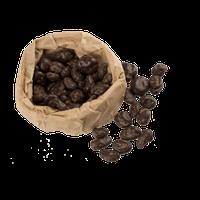 Фундук в чорному шоколадi