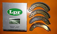 Тормозные колодки задние LPR 01380B Ford sierra
