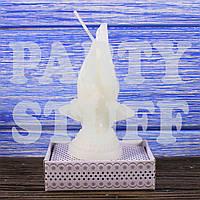 Свадебные свечи Руки белые, 9х5 см, фото 1
