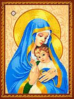 СЛ-3241 Мадонна с Иисусом.ТМ Миледи.Схема для вышивки бисером 10a92f830d952