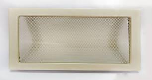 Решетка каминная крашенная, 22х45 см