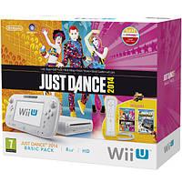Nintendo Wii U 8GB Just Dance 2014  Basic Pack