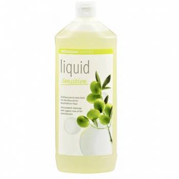 Мыло SODASAN органическое Sensitiv жидкое для чувствительной и детской кожи 1 л, фото 2