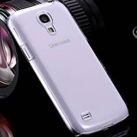 Чехол силиконовый Ультратонкий Epik для Samsung Galaxy S4 mini i9190 Прозрачный