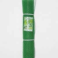 """Сетка пластиковая (""""птичка"""") 12млм х 14млм 0.5м х 100м зеленая"""
