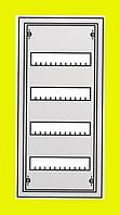 Распределительный встраиваемый металлический шкаф ABB U41 48M IP31 310х684х120 4 ряда