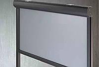 Вертикальные маркизы, рефлексоли ZIP система закрытого типа с направляющими, фото 1