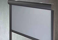 Вертикальные маркизы, рефлексоли ZIP система закрытого типа с направляющими