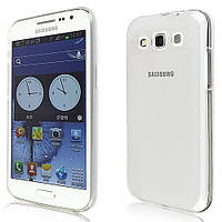 Чехол силиконовый Ультратонкий Epik для Samsung Galaxy Win Duos i8552/i8550 Прозрачный