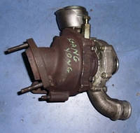ТурбинаSsangyongKyron 2.0Xdi2006-Garrett A6640900780, 761433-0002, GT1549V (взаемоз: A6640900880, 761433-5