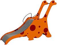 """Горка Kidigo """"Динозаврик"""" высота 0,9 м"""
