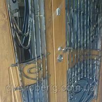 Входная дверь модель 1500мм 594 vinorit-90 КОВКИ, фото 2