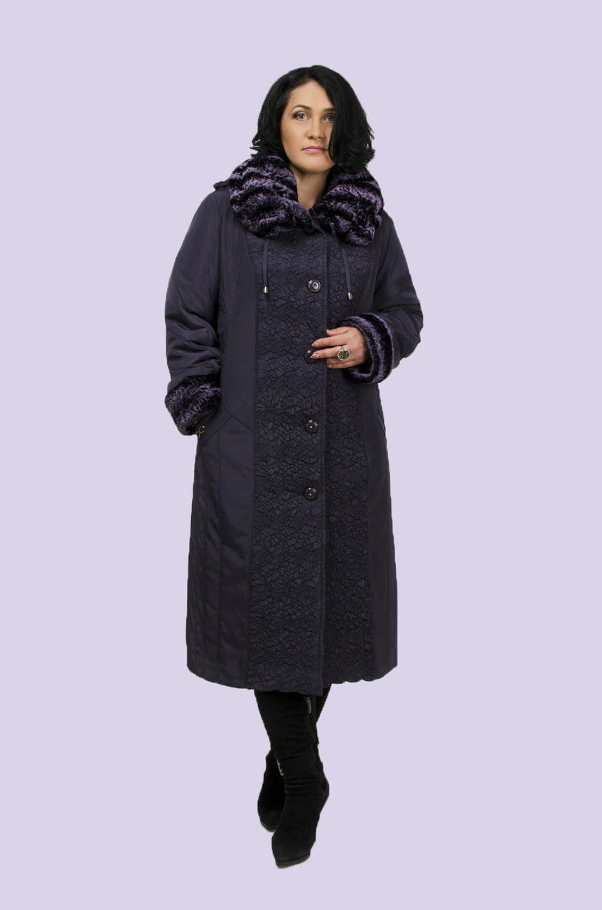 Зимние пуховики женские больших размеров в Украине. Сравнить цены ... 0a033ca75d8af
