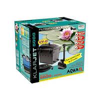 Фильтр прудовый Aquael KlarJet 5000, проточный в пруд до 5000 л (102591 /2199)+Доставка бесплатно