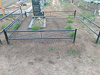Оградка на могилку