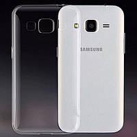Чехол силиконовый Ультратонкий Epik для Samsung G360H Galaxy Core Prime Duos Прозрачный