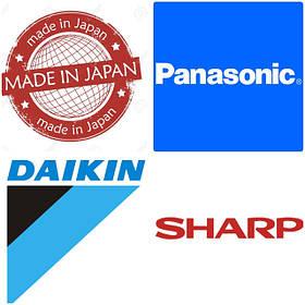 В нашем магазине представлена климатическая техника ведущих японских производителей  DAIKIN, SHARP, PANASONIC по доступным ценам!