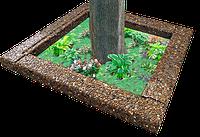 Ограждение для дерева