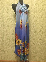 Туника-трансформер 901, Колибри ,цв.сине-голубой