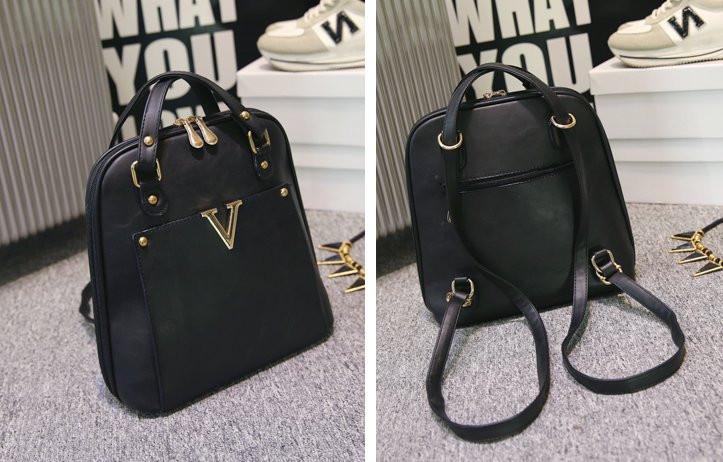 Изысканная сумка-рюкзак, трансформер