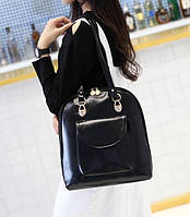 Изящная сумка - рюкзак, трансформер
