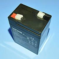 Аккумулятор гелевый Vipow  6V  4.5Ah  BAT0200