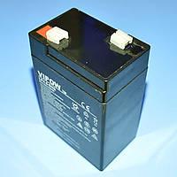 Аккумулятор гелевый Vipow  6V  4.5Ah HQ  BAT0202